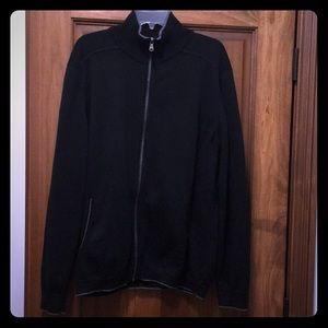 Mens XL Gap zip up sweater.